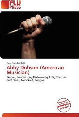 Abby Dobson (American Musician)