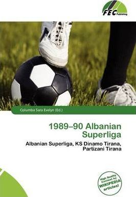 1989-90 Albanian Superliga