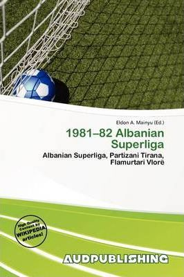 1981-82 Albanian Superliga