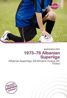 1975-76 Albanian Superliga