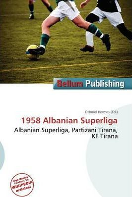 1958 Albanian Superliga