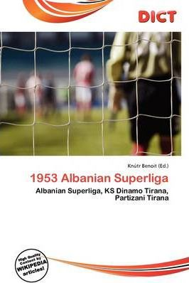 1953 Albanian Superliga