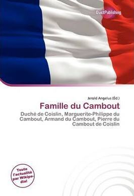 Famille Du Cambout