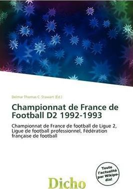 Championnat de France de Football D2 1992-1993