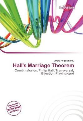 Hall's Marriage Theorem