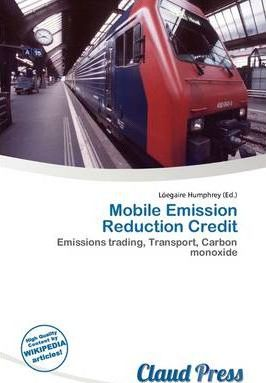 Mobile Emission Reduction Credit