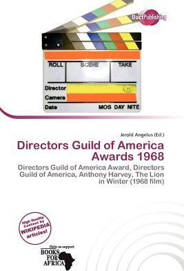 Directors Guild of America Awards 1968