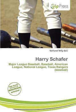 Harry Schafer