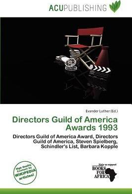 Directors Guild of America Awards 1993