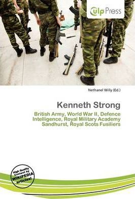Kenneth Strong