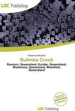 Bulimba Creek