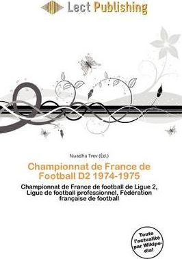 Championnat de France de Football D2 1974-1975