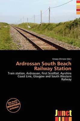 Ardrossan South Beach Railway Station