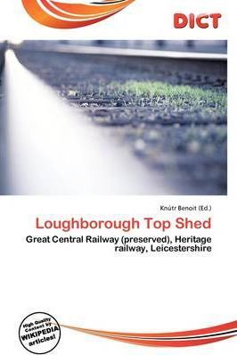Loughborough Top Shed