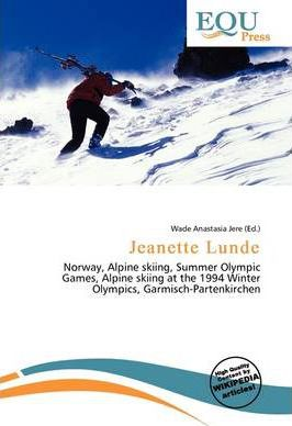 Jeanette Lunde
