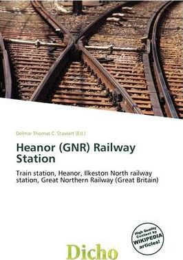 Heanor (Gnr) Railway Station