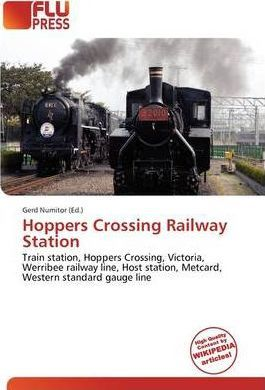 Hoppers Crossing Railway Station
