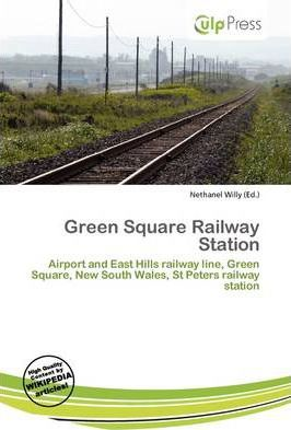 Green Square Railway Station
