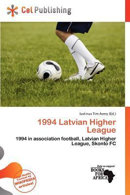 1994 Latvian Higher League