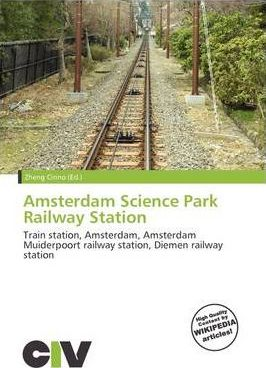 Amsterdam Science Park Railway Station