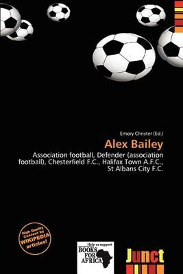 Alex Bailey