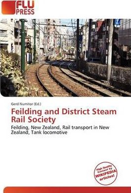 Feilding and District Steam Rail Society