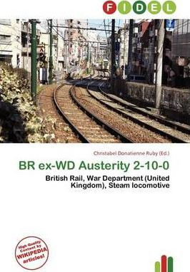Br Ex-WD Austerity 2-10-0