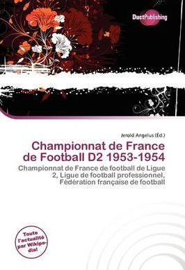 Championnat de France de Football D2 1953-1954