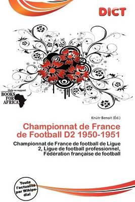Championnat de France de Football D2 1950-1951