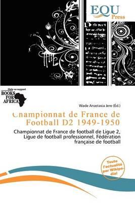 Championnat de France de Football D2 1949-1950