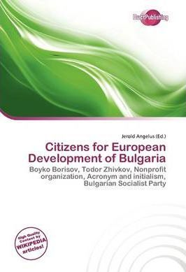 Citizens for European Development of Bulgaria