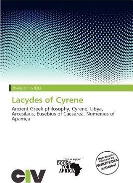 Lacydes of Cyrene
