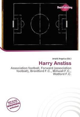 Harry Anstiss