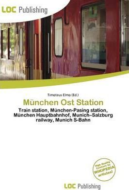M Nchen Ost Station