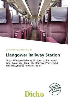 Llangower Railway Station