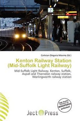 Kenton Railway Station (Mid-Suffolk Light Railway)