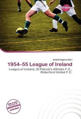 1954-55 League of Ireland