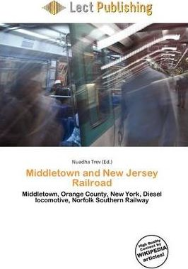 Middletown and New Jersey Railroad