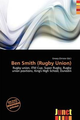 Ben Smith (Rugby Union)