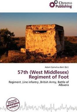 57th (West Middlesex) Regiment of Foot