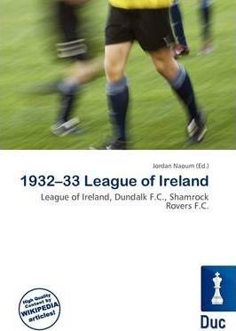 1932-33 League of Ireland
