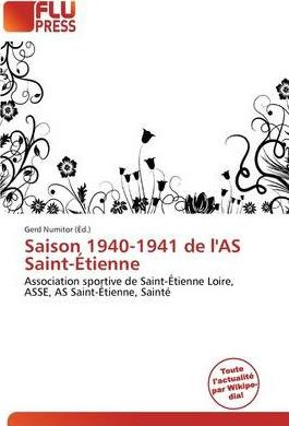 Saison 1940-1941 de L'As Saint- Tienne
