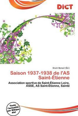 Saison 1937-1938 de L'As Saint- Tienne
