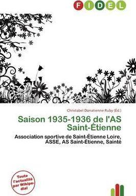 Saison 1935-1936 de L'As Saint- Tienne
