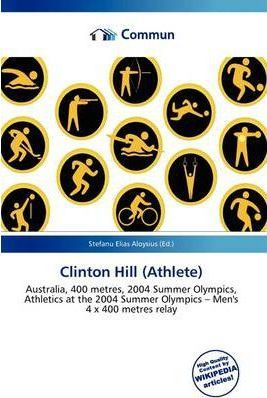 Clinton Hill (Athlete)