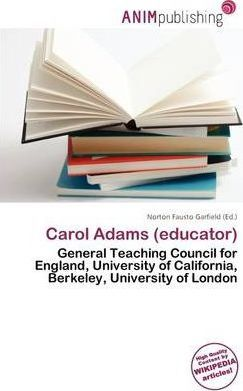 Carol Adams (Educator)