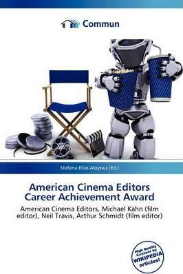 American Cinema Editors Career Achievement Award