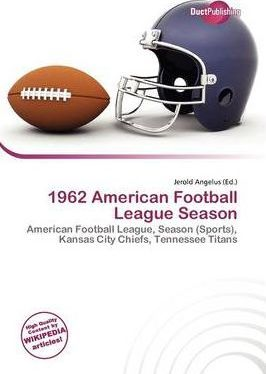1962 American Football League Season