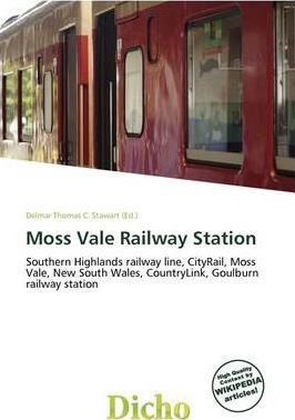 Moss Vale Railway Station