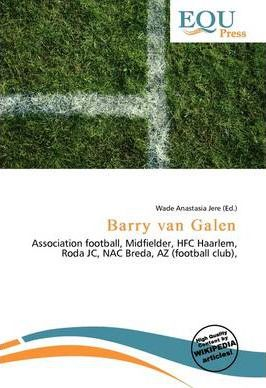 Barry Van Galen